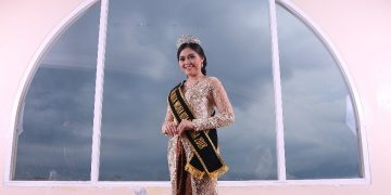 Pingkan Pinatis, Duta Genre JATENG 2019./(dodokugmim/nikitasangian)