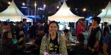 Chira Ginting, Pendiri Kaleb, Komunitas Tunarunggu di Kota Bitung. (dodokugmim/saratuwomea)