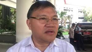 Ketua BPMS GMIM Pdt. DR. Hein Arina