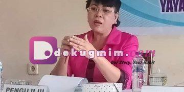 Ketua Panitia KKN UKIT 2020 Dr. Ir. Sandra Korua