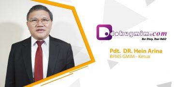 Ketua BPMS GMIM Pdt. DR. Hein Arina.